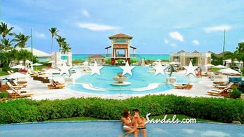 Sandals Resorts TV Spot, 'Luxury' - Thumbnail 9