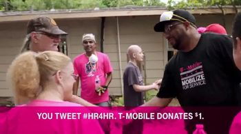 T-Mobile TV Spot, '2018 MLB Postseason: Making Homeruns Go Further' Featuring Alex Bregman, Francisco Lindor - Thumbnail 9