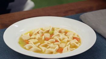 Campbell's Chunky Classic Chicken Noodle Soup TV Spot, 'Downtime' Featuring Dak Prescott - Thumbnail 7