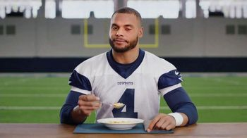 Campbell's Chunky Classic Chicken Noodle Soup TV Spot, 'Downtime' Featuring Dak Prescott - Thumbnail 8