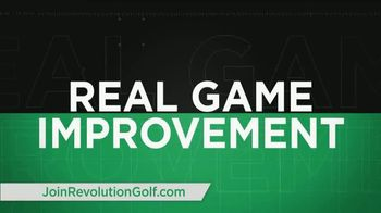 Revolution Golf RG+ TV Spot, 'Exclusive Portal' - Thumbnail 3