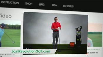 Revolution Golf RG+ TV Spot, 'Exclusive Portal' - Thumbnail 4