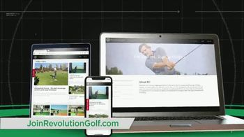 Revolution Golf RG+ TV Spot, 'Exclusive Portal' - Thumbnail 5