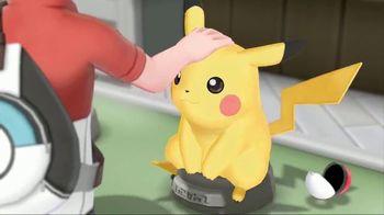 Nintendo Switch TV Spot, 'Pokémon: Let's Go, Pikachu! and Pokémon: Let's Go, Eevee' - Thumbnail 2