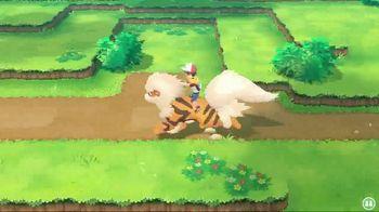 Nintendo Switch TV Spot, 'Pokémon: Let's Go, Pikachu! and Pokémon: Let's Go, Eevee' - Thumbnail 9