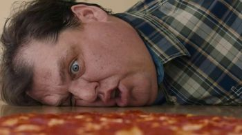 Little Caesars Hot-N-Ready Thin Crust Pizza TV Spot, 'Can't See the Crust' - Thumbnail 8