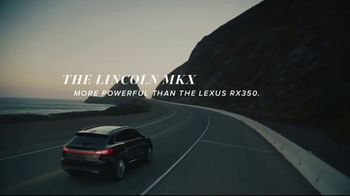 2018 Lincoln MKX TV Spot, 'Quiet Tranquility: Serenity' [T2] - Thumbnail 8