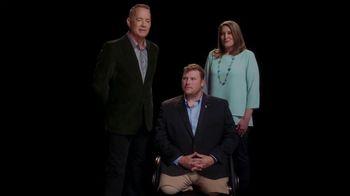 Elizabeth Dole Foundation TV Spot, 'Hidden Heroes Chair: Tom Hanks' - Thumbnail 2