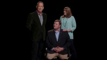 Elizabeth Dole Foundation TV Spot, 'Hidden Heroes Chair: Tom Hanks' - Thumbnail 6