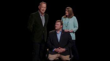 Elizabeth Dole Foundation TV Spot, 'Hidden Heroes Chair: Tom Hanks' - Thumbnail 7