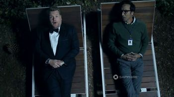 Chase Sapphire Banking TV Spot, 'Stargazing' Featuring James Corden - 124 commercial airings