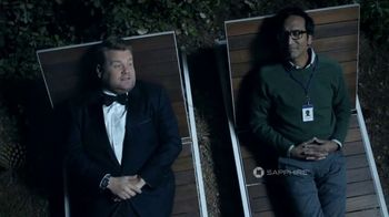 JPMorgan Chase (Credit Card) TV Spot, 'Stargazing' Featuring James Corden - Thumbnail 4