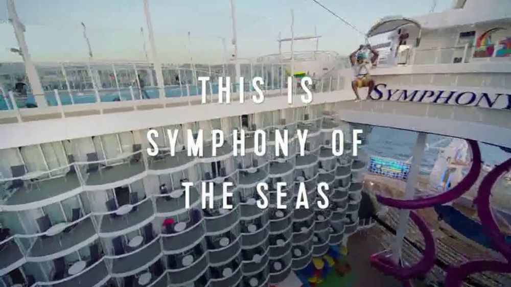 Royal Caribbean Cruise Lines TV Commercial, 'The New Sound' - Video