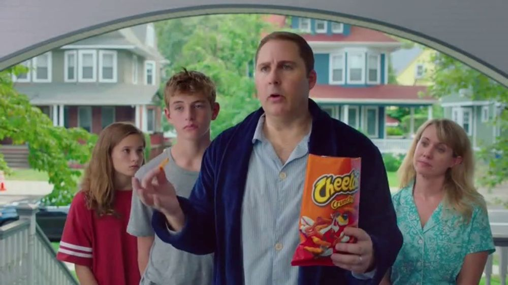 Cheetos TV Commercial, 'Neighborhood Warning'