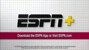 ESPN App TV Spot, 'ESPN Plus: Exclusive Access' - Thumbnail 6