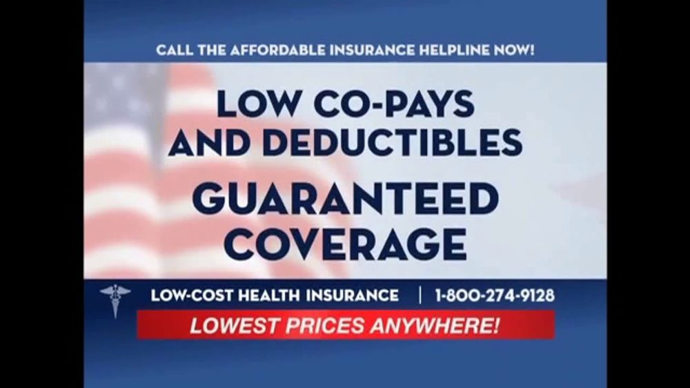 Aarp Medicare Supplement Plan >> Affordable Insurance Helpline TV Commercial, 'Laws Have Changed' - iSpot.tv