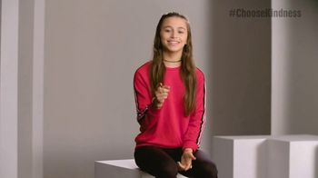 No Bully TV Spot, 'Disney Channel: Choose Kindness' Featuring Issac Ryan Brown, Sky Katz, Navia Robinson, Song by Carrie Underwood