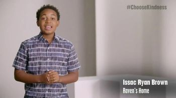 No Bully TV Spot, 'Disney Channel: Choose Kindness' Featuring Issac Ryan Brown, Sky Katz, Navia Robinson, Song by Carrie Underwood - Thumbnail 1