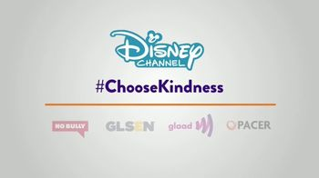 No Bully TV Spot, 'Disney Channel: Choose Kindness' Featuring Issac Ryan Brown, Sky Katz, Navia Robinson, Song by Carrie Underwood - Thumbnail 10