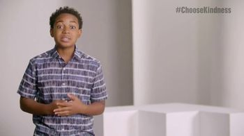 No Bully TV Spot, 'Disney Channel: Choose Kindness' Featuring Issac Ryan Brown, Sky Katz, Navia Robinson, Song by Carrie Underwood - Thumbnail 3