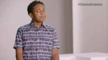 No Bully TV Spot, 'Disney Channel: Choose Kindness' Featuring Issac Ryan Brown, Sky Katz, Navia Robinson, Song by Carrie Underwood - Thumbnail 4