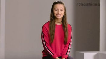 No Bully TV Spot, 'Disney Channel: Choose Kindness' Featuring Issac Ryan Brown, Sky Katz, Navia Robinson, Song by Carrie Underwood - Thumbnail 5