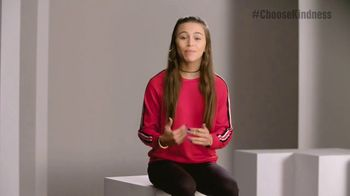 No Bully TV Spot, 'Disney Channel: Choose Kindness' Featuring Issac Ryan Brown, Sky Katz, Navia Robinson, Song by Carrie Underwood - Thumbnail 7