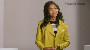 No Bully TV Spot, 'Disney Channel: Choose Kindness' Featuring Issac Ryan Brown, Sky Katz, Navia Robinson, Song by Carrie Underwood - Thumbnail 8