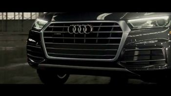 2018 Audi Q5 TV Spot, 'Confidence in Chaos' [T2] - Thumbnail 8