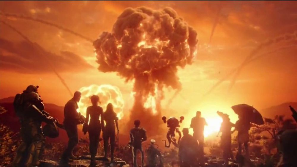 Fallout 76 Tv Commercial Wouldn T It Be Nice Song By The Beach