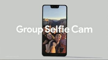 Google Pixel 3 TV Spot, 'Group Selfie Cam: YouTube Music Premium' Song by Aerosmith - Thumbnail 7