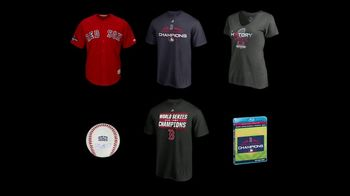 MLB Shop TV Spot, 'Red Sox: 2018 World Series Champions' - Thumbnail 9