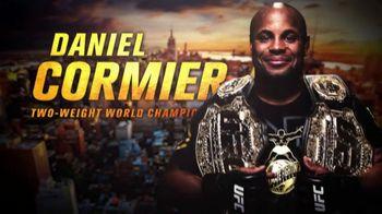 UFC 230 TV Spot, 'Cormier vs. Lewis: Legends Are Made' - Thumbnail 5
