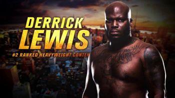 UFC 230 TV Spot, 'Cormier vs. Lewis: Legends Are Made' - Thumbnail 6