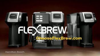 Hamilton Beach FlexBrew TV Spot, 'How You Brew Is Up To You' - Thumbnail 10