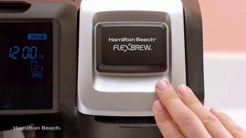 Hamilton Beach FlexBrew TV Spot, 'How You Brew Is Up To You' - Thumbnail 6