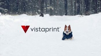 Vistaprint Holiday Cards TV Spot, 'Holiday Cheer: 50 Percent Off'