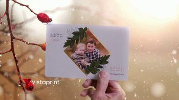 Vistaprint Holiday Cards TV Spot, 'Holiday Cheer: 50 Percent Off' - Thumbnail 2