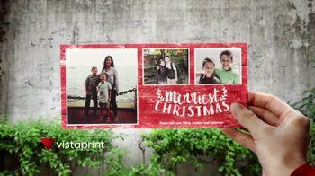Vistaprint Holiday Cards TV Spot, 'Holiday Cheer: 50 Percent Off' - Thumbnail 5