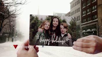 Vistaprint Holiday Cards TV Spot, 'Holiday Cheer: 50 Percent Off' - Thumbnail 6