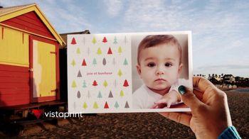 Vistaprint Holiday Cards TV Spot, 'Holiday Cheer: 50 Percent Off' - Thumbnail 7