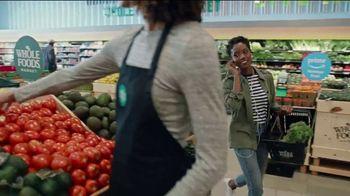 Amazon Prime TV Spot, 'Whole Foods Market: Shopping Dance' Song by Tiggs Da Author - Thumbnail 1
