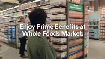 Amazon Prime TV Spot, 'Whole Foods Market: Shopping Dance' Song by Tiggs Da Author - Thumbnail 10