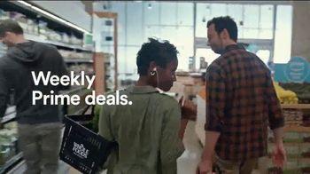 Amazon Prime TV Spot, 'Whole Foods Market: Shopping Dance' Song by Tiggs Da Author - Thumbnail 4