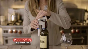 Coravin TV Spot, 'Any wine. Any amount. Without Ever Pulling the Cork.'