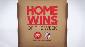 Pizza Hut TV Spot, 'Home Win of the Week: Chiefs' - Thumbnail 10