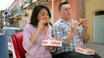 Popeyes TV Spot, 'Roll Slow' - 958 commercial airings