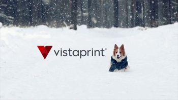 Vistaprint Holiday Cards & Wall Calendars TV Spot, 'Holiday Cheer: Photo Gifts' - Thumbnail 1