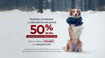 Vistaprint TV Spot, 'Tarjetas navideñas y calendarios de pared' [Spanish] - Thumbnail 8