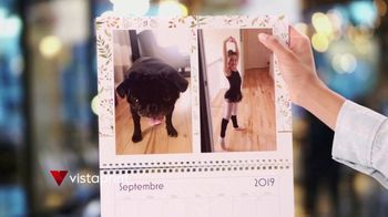 Vistaprint TV Spot, 'Tarjetas navideñas y calendarios de pared' [Spanish] - Thumbnail 5